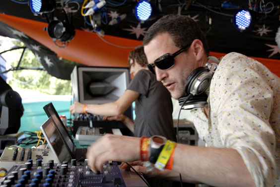 Two FF6000 and a R2A - Glade '08