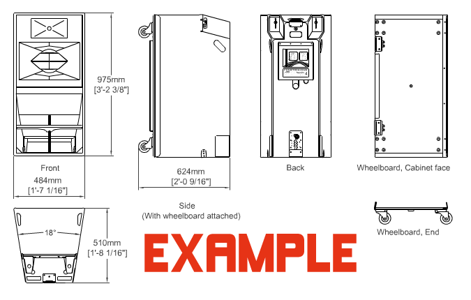 Res 2A Technical Drawing