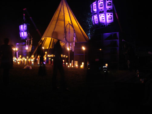Labyrinth Festival 2007 in Japan
