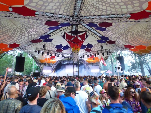 The Glade Stage 2019 - Funktion-One